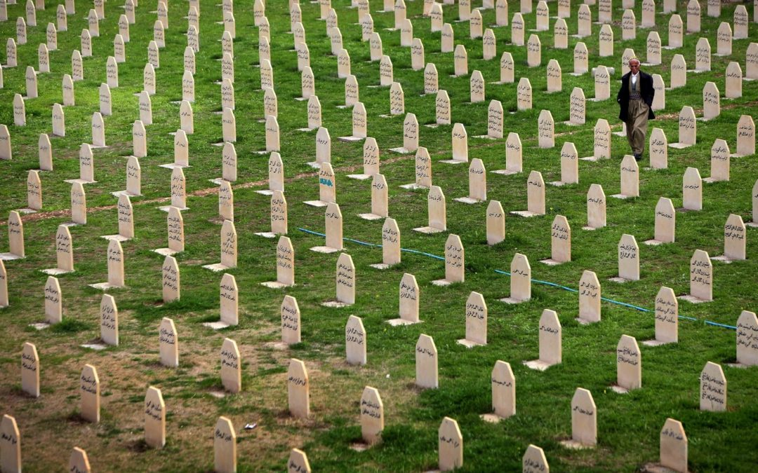 Mojust remembers solemnly the massacre of Halabja