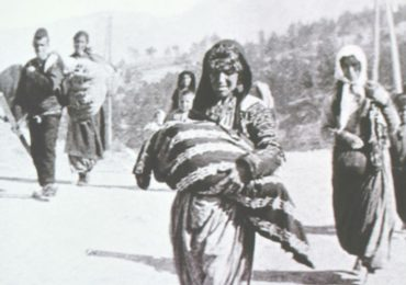 Mojust in memoriam for the victims of Armenian Genocide