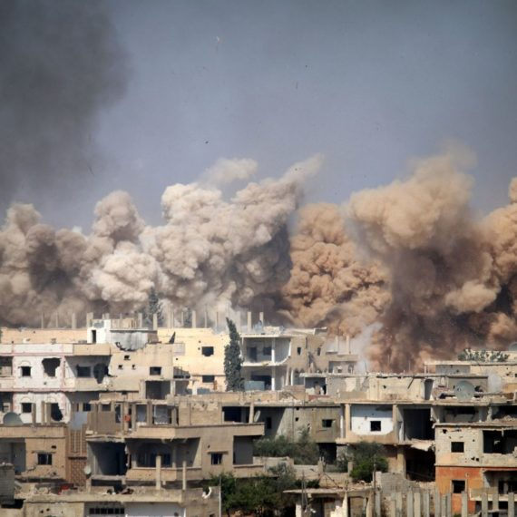 UN expert: US must remove sanctions and allow Syria to rebuild